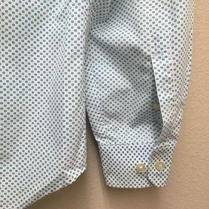 Express Shirts - EXPRESS Men's L Extra Slim Fit  100% Cotton Shirt